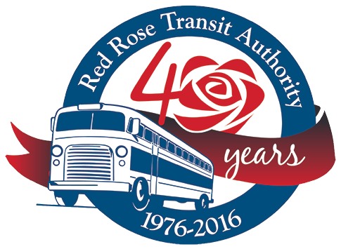 Welcome Aboardred Rose Transit Authority Lancaster Pa
